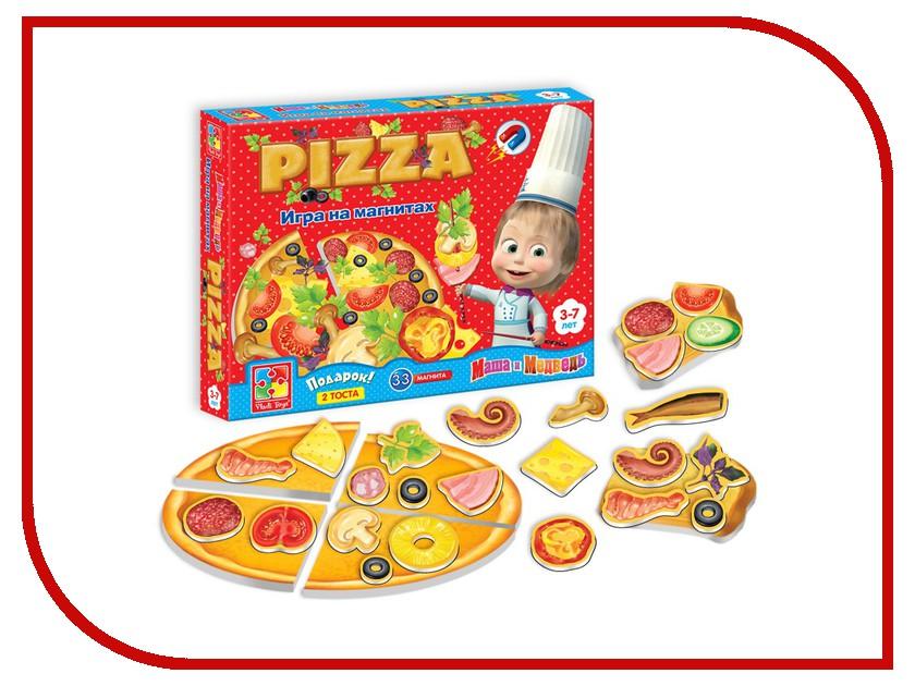 Игрушка Vladi Toys Юный повар, Пицца VT3003-02<br>