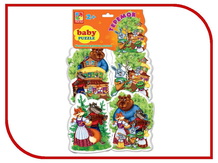Игрушка Vladi Toys Baby puzzle Теремок VT1106-35<br>