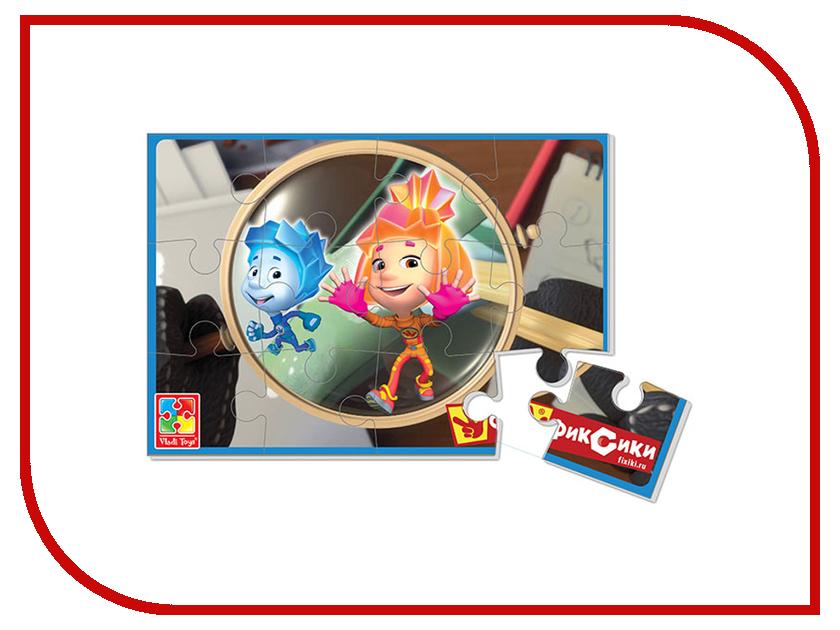 Игрушка Vladi Toys Мягкие пазлы Фиксики 7 VT1103-28<br>
