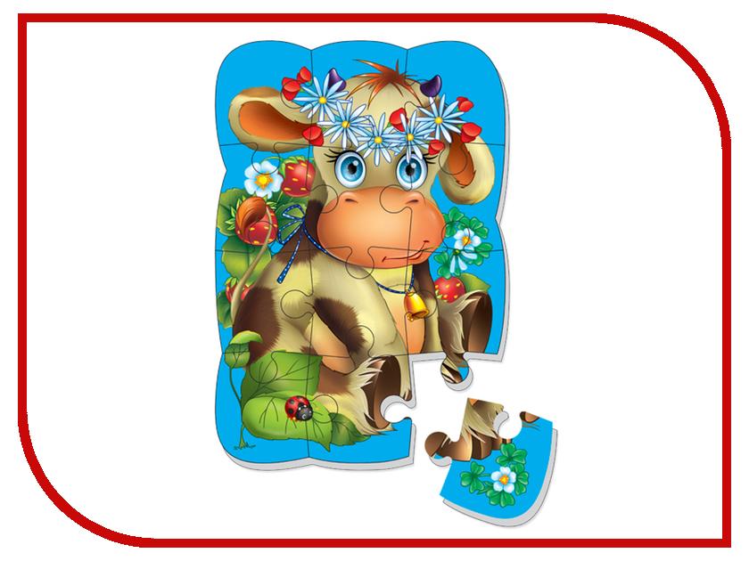Игрушка Vladi Toys Пазлы на магните Коровка VT3205-33<br>