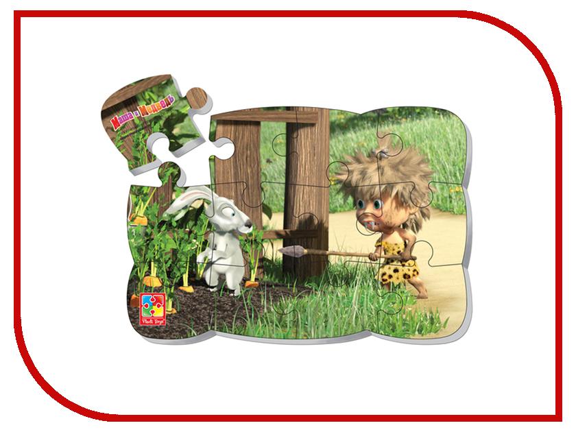 Игрушка Vladi Toys Пазлы на магните Первобытная Маша VT3205-50<br>