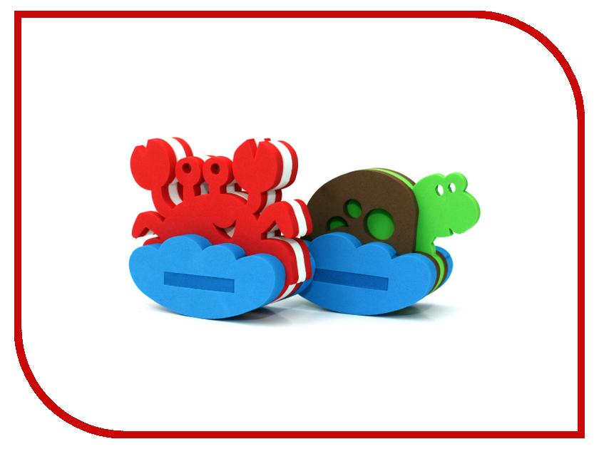 Игрушка Elbasco Toys Краб + Черепаха 03-005<br>
