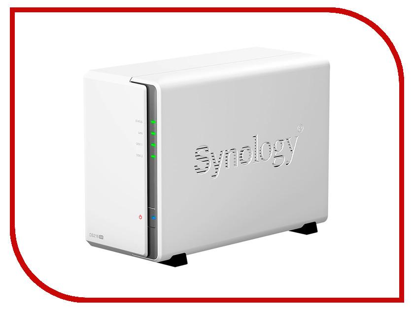 цена на Сетевое хранилище Synology DS216se