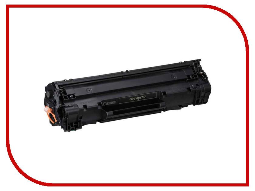 Картридж Canon 737 Black для MF211/212/216/217/237/226/229 9435B004 картридж sakura sacf283x 737 cf283x 737 для hp laserjet pro m201n m201dw m225dn m225dw m226 canon mf211 mf212w mf216n mf217w mf226dn mf229dw