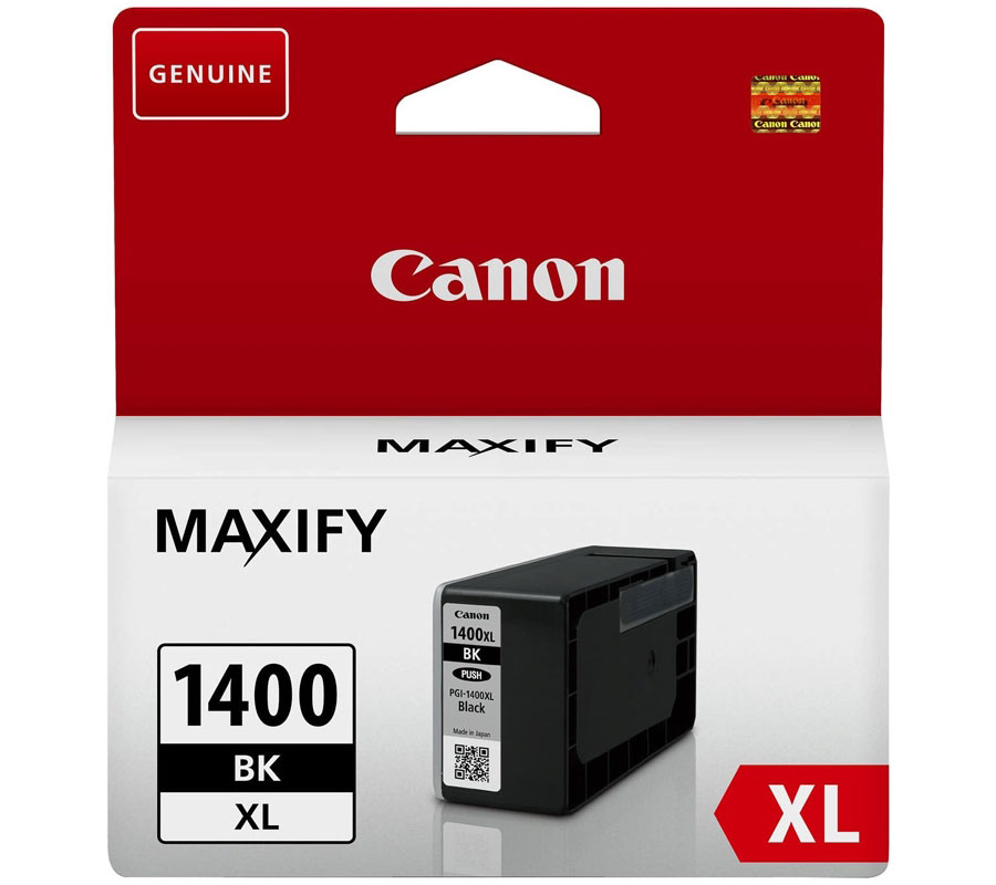 Картридж Canon PGI-1400XL Black для MAXIFY МВ2040/МВ2340 9185B001