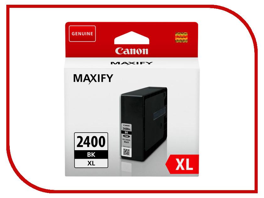 Картридж Canon PGI-2400XL Black для MAXIFY iB4040/MB5040/MB5340 9257B001<br>