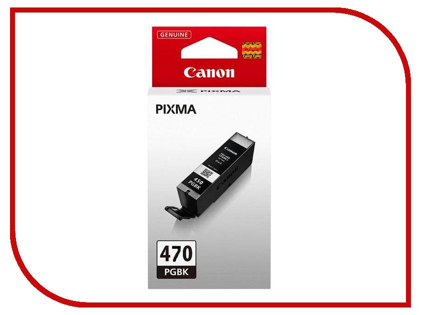 Картридж Canon PGI-470 PGBK 0375C001 Black для MG5740/MG6840/MG7740<br>