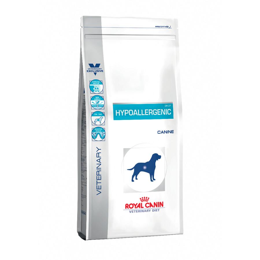 Корм ROYAL CANIN Hypoallergenic 2kg DR21 для собак<br>