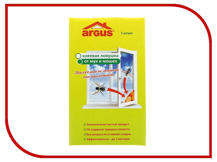Средство защиты от мух ARGUS 841866 - клеевая оконная ловушка