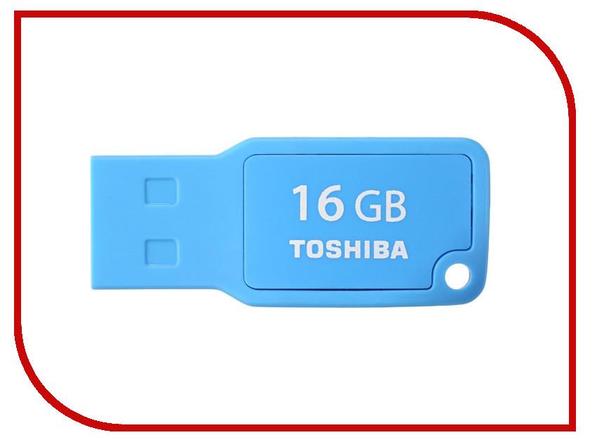 USB Flash Drive 16Gb - Toshiba TransMemory U201 THN-U201C0160M4