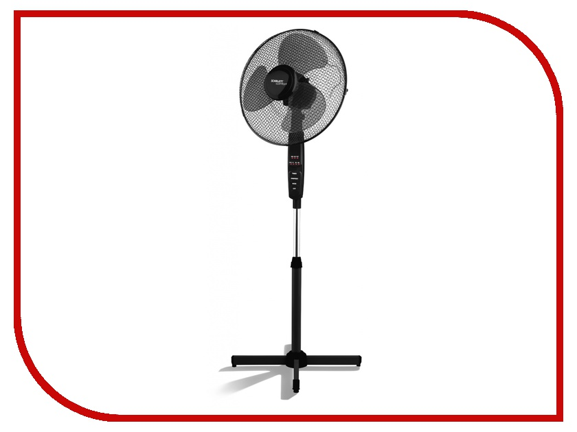 Вытяжной вентилятор Scarlett SC-SF111RC02
