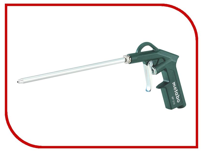 Пневмоинструмент Metabo BP210601580000  продувочный пистолет metabo bp 200 601581000