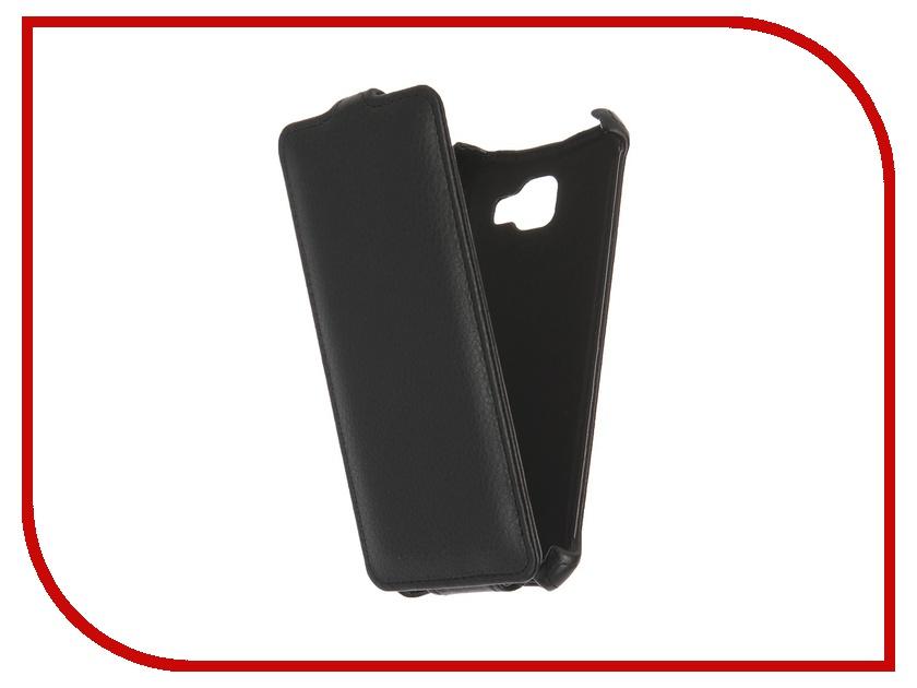 Аксессуар Чехол Samsung A510 Galaxy A5 2016 Zibelino Classico Black<br>