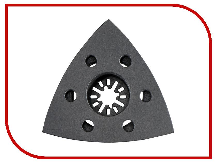 Аксессуар Metabo MT 93mm 626421000 - опорная плита треугольная с липучкой