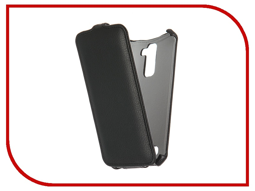 Аксессуар Чехол LG K10 Zibelino Classico Black аксессуар чехол lg k8 zibelino classico black zcl lg k8 blk