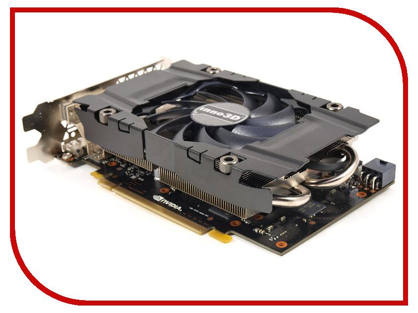 Видеокарта Inno3D GeForce GTX 960 1127Mhz PCI-E 3.0 2048Mb 7000Mhz 128 bit DVI HDMI HDCP N960-1SDV-E5CN