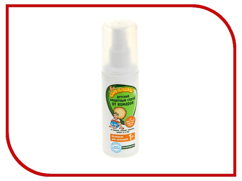 Средство защиты от комаров Моё солнышко 100 мл 1102281 - спрей