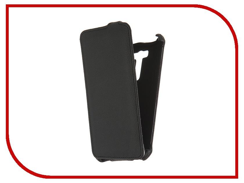 Аксессуар Чехол ASUS ZenFone 2 Laser ZE601KL Zibelino Classico Black<br>