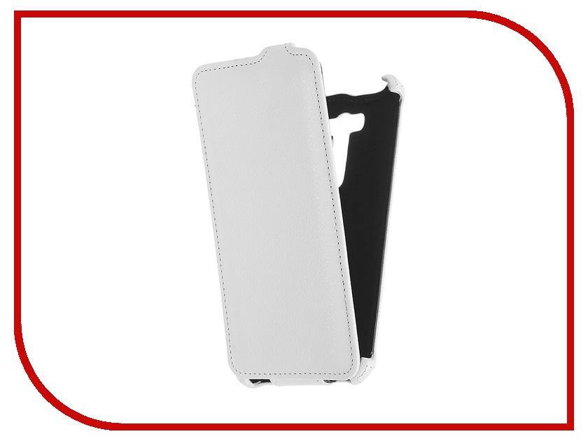 Аксессуар Чехол ASUS ZenFone 2 Laser ZE601KL Zibelino Classico White<br>