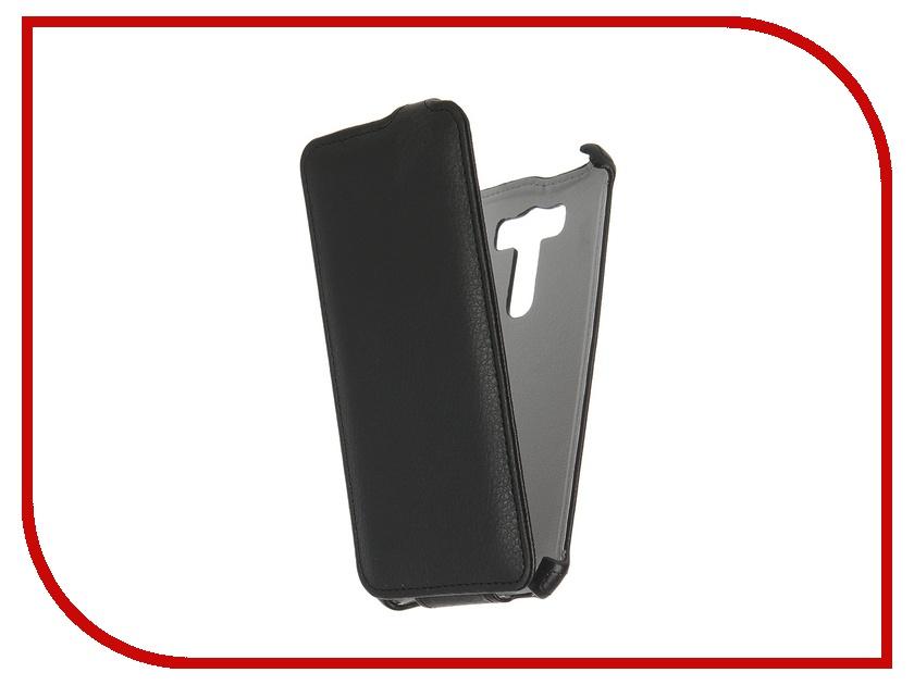 Аксессуар Чехол ASUS ZenFone 2 Laser ZE550KL Zibelino Classico Black<br>