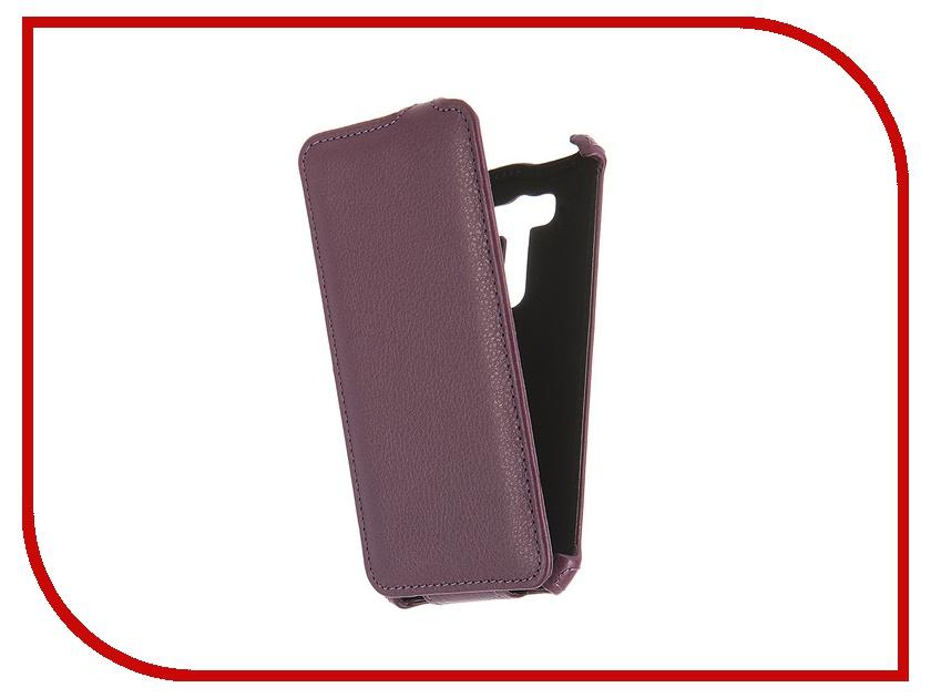 Аксессуар Чехол ASUS ZenFone 2 Laser ZE550KL Zibelino Classico Purple<br>
