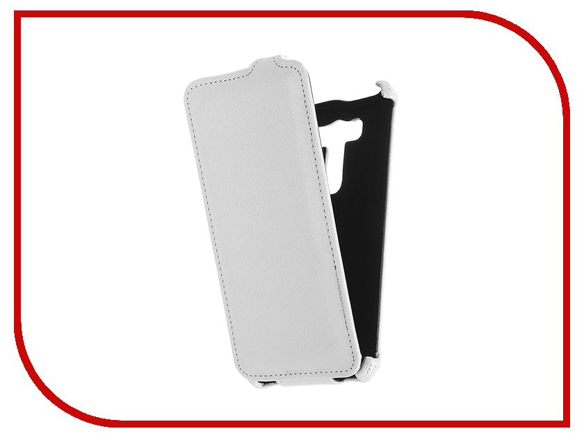 Аксессуар Чехол ASUS ZenFone 2 Laser ZE550KL Zibelino Classico White<br>