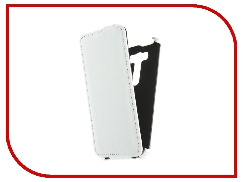 Аксессуар Чехол ASUS ZenFone 2 Laser ZE500KL/ZE500KG Zibelino Classico White<br>