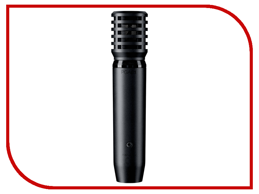Микрофон SHURE PGA81-XLR<br>