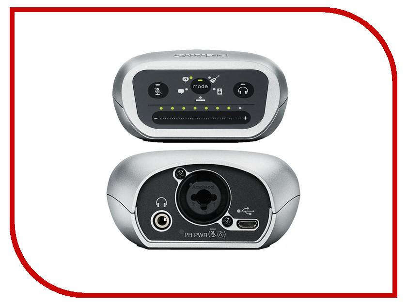 Микрофон SHURE MVI-LTG
