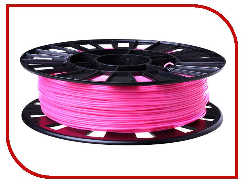 Аксессуар REC Flex-пластик 1.75mm Pink 500г