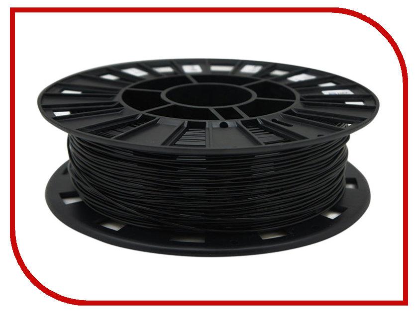 Аксессуар REC Flex-пластик 1.75mm Black 500г<br>