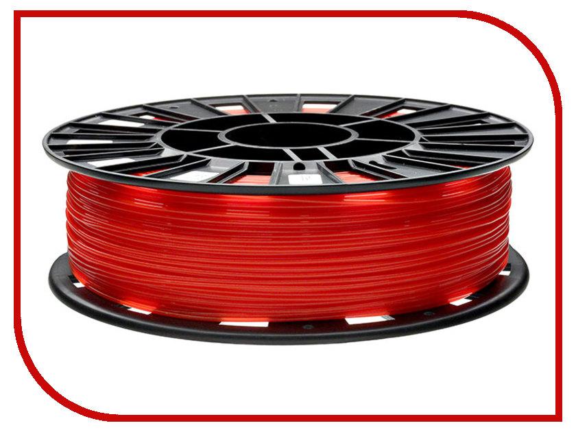 Аксессуар REC PLA-пластик 1.75mm Red 750г