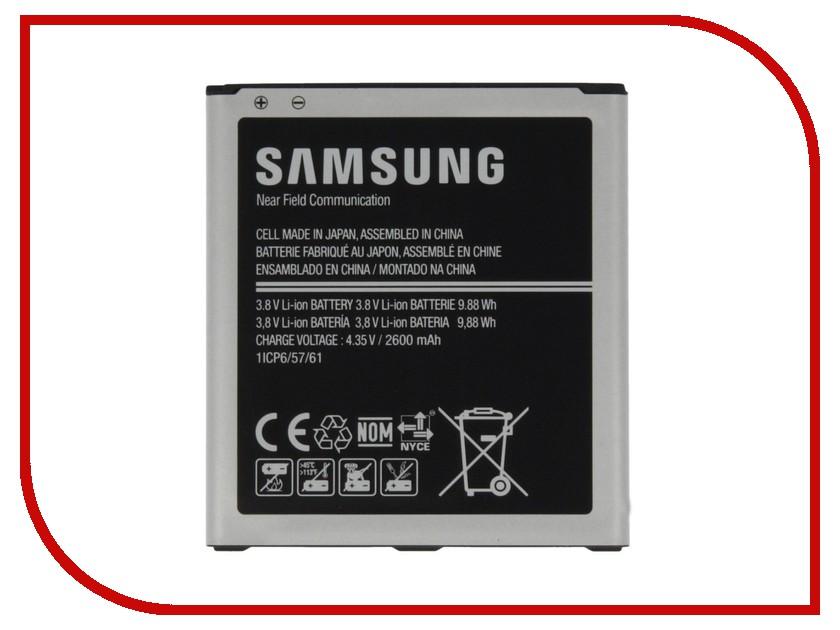 Аксессуар Аккумулятор Samsung Grand Prime G530/G531/J5 SM-J500/J3 2016 SM-J320 2600 mAh EB-BG530BBE<br>