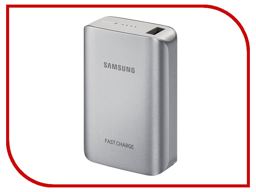 ����������� Samsung EB-PG930 5100 mAh Silver EB-PG930BSRGRU