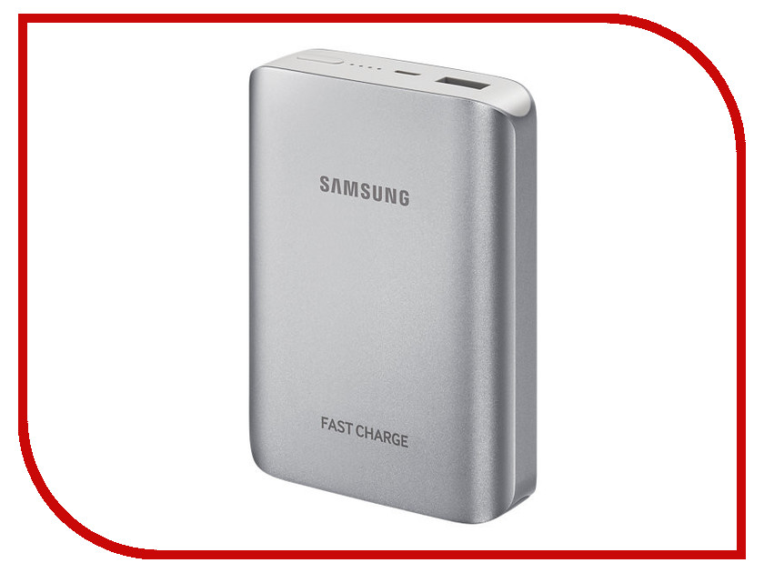 Аккумулятор Samsung EB-PG935 10200mAh Silver EB-PG935BSRGRU аккумулятор внешний samsung eb pg935 silver