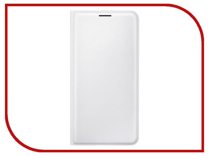 Аксессуар Чехол Samsung Galaxy J7 2016 Flip Wallet White EF-WJ710PWEGRU<br>