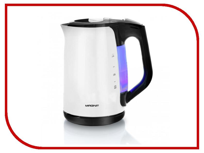 Чайник Magnit RMK-3161 White magnit rmk 3191