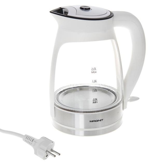 Чайник MAGNIT RMK-1002W<br>