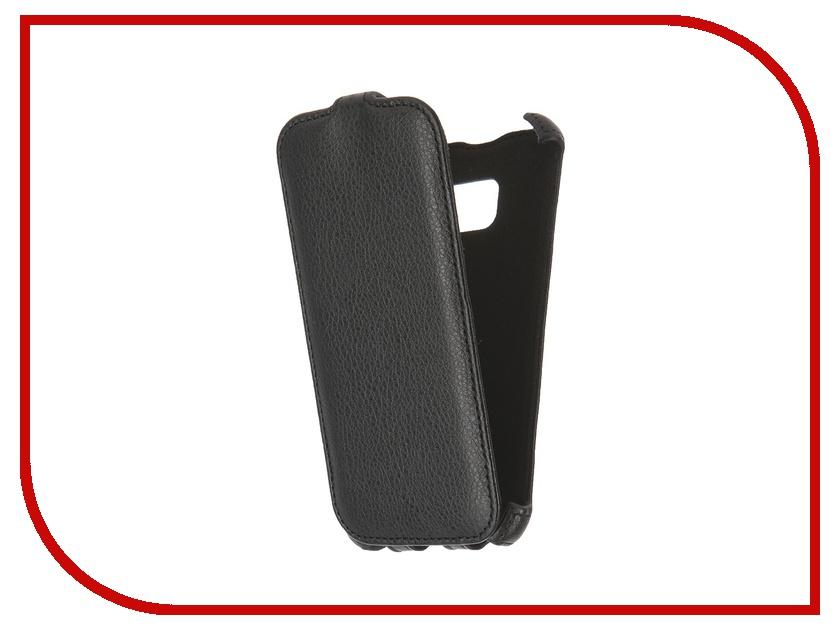 Аксессуар Чехол Samsung Galaxy S7 Armor Black<br>