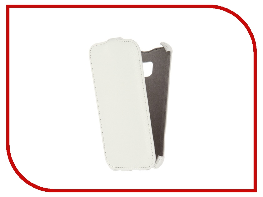 Аксессуар Чехол Samsung Galaxy S7 Armor White<br>