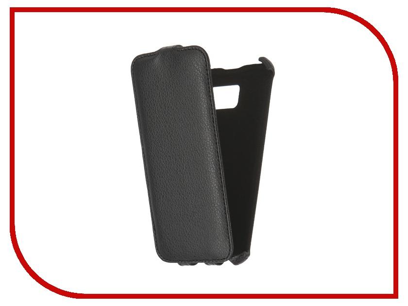 Аксессуар Чехол Samsung Galaxy S7 Edge Armor Black<br>