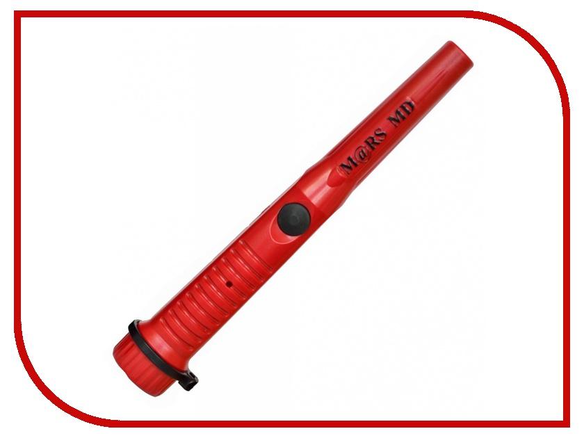 Ручной металлодетектор MarsMD Pointer Red