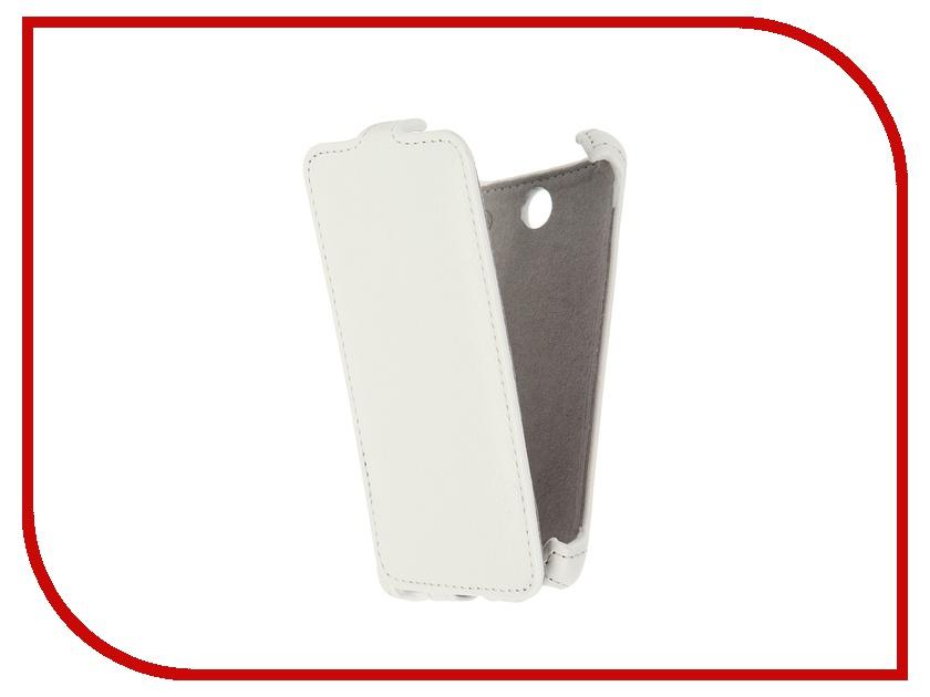 Аксессуар Чехол Microsoft Lumia 430 Armor White<br>