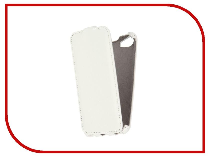 Аксессуар Чехол Micromax Q334 Canvas Armor White<br>