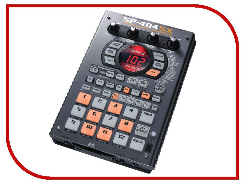Караоке Roland SP-404SX