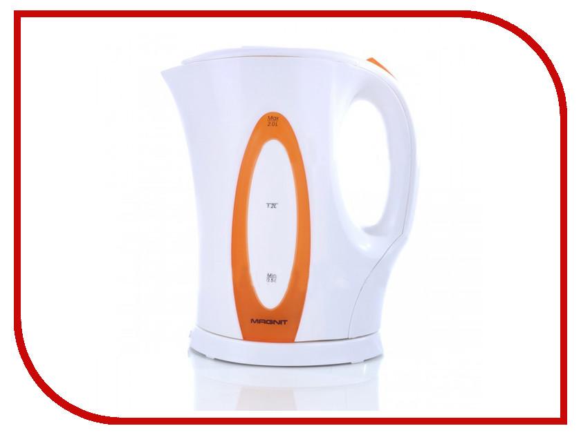 Чайник MAGNIT RMK-2194 White<br>