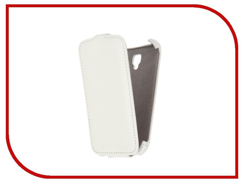 Аксессуар Чехол Alcatel 4024D Pixi First Armor White
