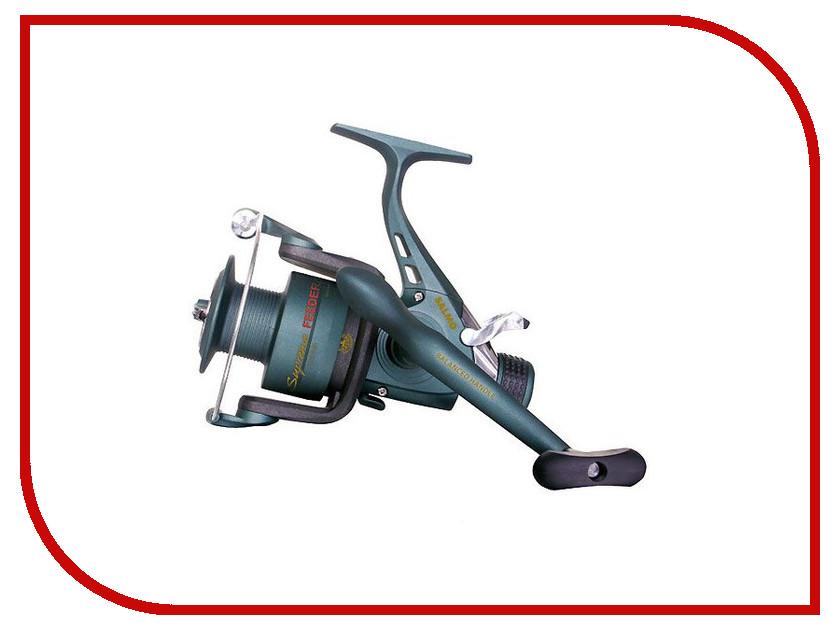 Катушка Salmo Sniper Baitfeeder 1 2740BR-BL катушка для рыбалки salmo sniper baitfeeder 1 6000br