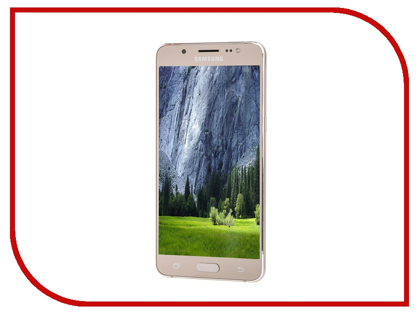 Сотовый телефон Samsung SM-J510F/DS Galaxy J5 (2016) Gold смартфон samsung galaxy j5 2016 sm j510f ds gold