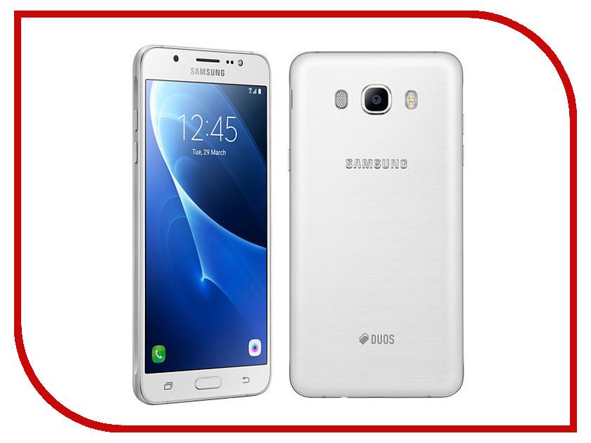 Сотовый телефон Samsung SM-J710F/DS Galaxy J7 (2016) White